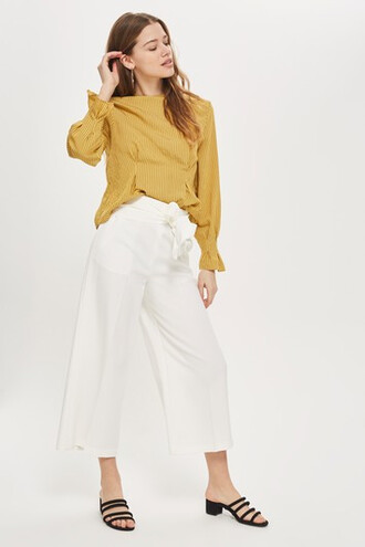 pants cropped