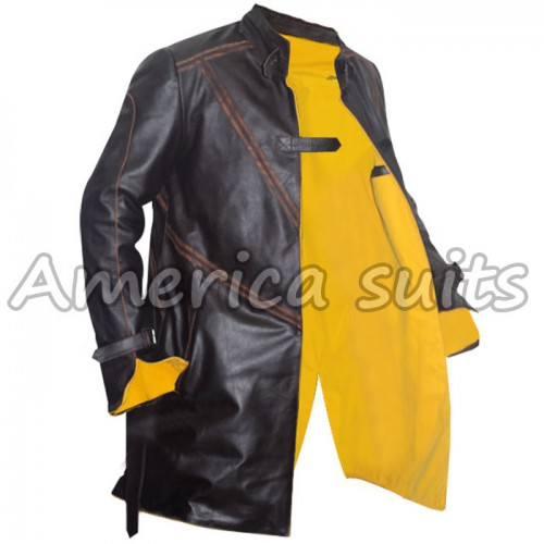 New Aiden Pierce Watch Dog 2 Gaming Distressed Leather Jacket