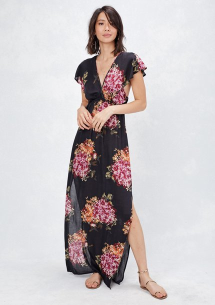 dress floral maxi dress floral dress maxi dress floral cut out dress back cut out maxi dress flutter sleeve dress flutter sleeve flutter sleeve maxi dress empire waist maxi dress empire waist dress back cutout detail slit dress slit floral maxi dress high slit dress v neck maxi dress