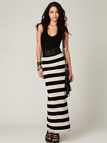 Free People Rugby Stripe Column  at Free People Clothing Boutique
