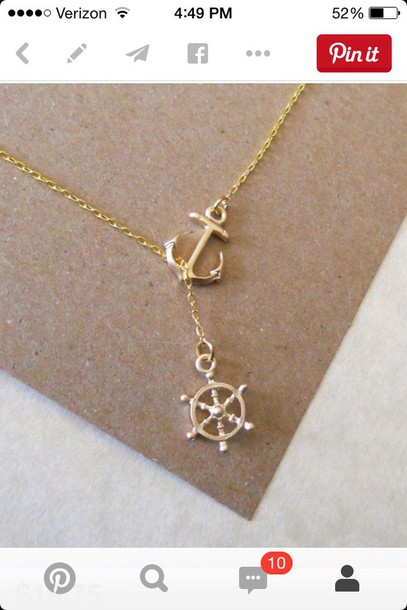 jewels anchor silver