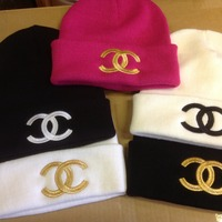 Chanel Beanie Hat · TheTshirtShop · Online Store Powered by Storenvy