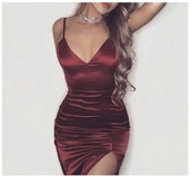dress,velvet,velvet dress,red dress,sexy,classy,red,little red dress,slit dress,bodycon,bodycon dress,party dress,sexy party dresses,sexy dress,party outfits,sexy outfit,summer dress,summer outfits,spring dress,spring outfits,fall dress,fall outfits,classy dress,elegant dress,cocktail dress,cute dress,girly dress,date outfit,birthday dress,clubwear,club dress,graduation dress,homecoming,homecoming dress,wedding clothes,wedding guest,prom,prom dress,short prom dress,red prom dress,clothes,engagement party dress,romantic dress,romantic summer dress,summer holidays,holiday dress,slit drss,winter dress,winter outfits,formal,formal dress,formal event outfit,holiday season,christmas dress,silk,satin dress,burgundy,thigh high slit,short,silk dress,short dress,navy blue or burgundy