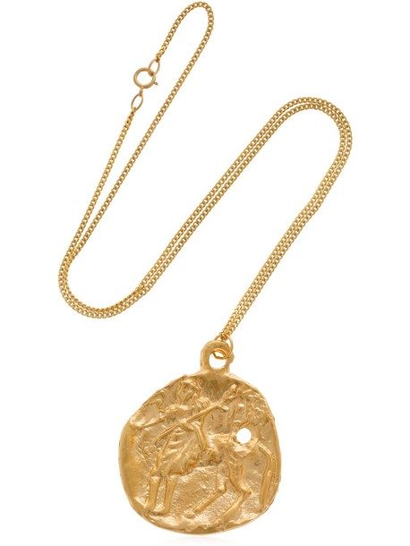 ALIGHIERI The Minos Necklace in gold