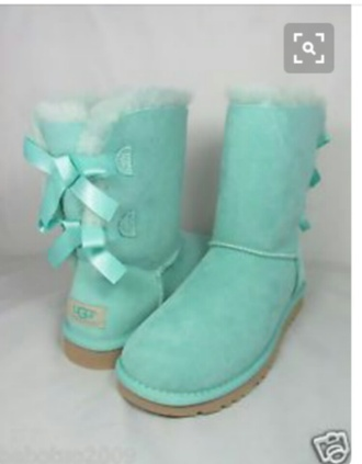 shoes ugg boots blue shoes tiffany blue winter boots