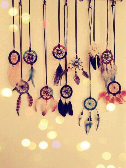 jewels dream dream catcher necklace dreamcatcher feathers dream catcher neacklace catcher