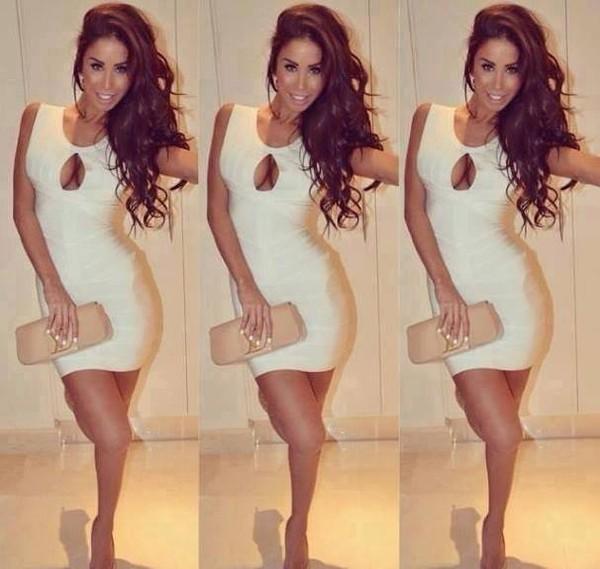 dress bandage dress