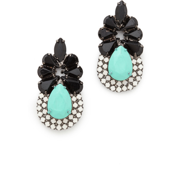 AUDEN Amelia Earrings - Polyvore