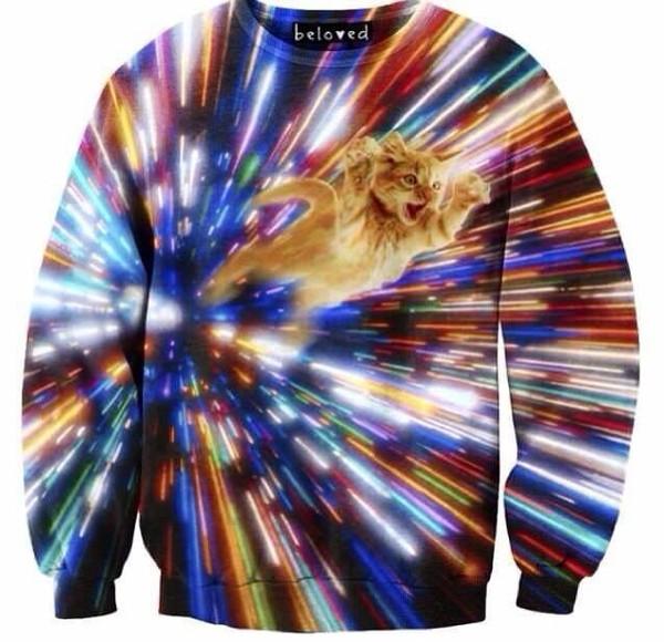 sweater cats cats jumper