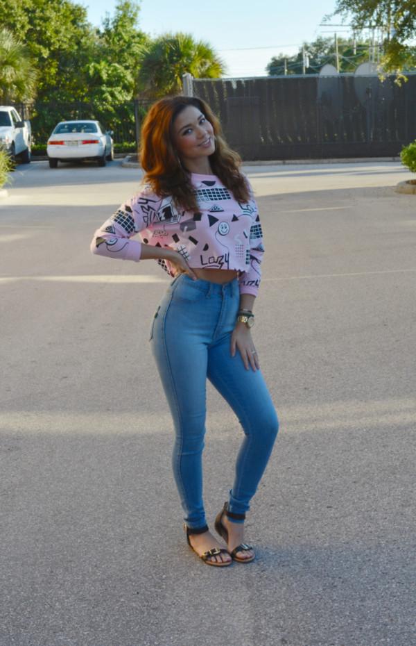 raspberry jam blogger jeans
