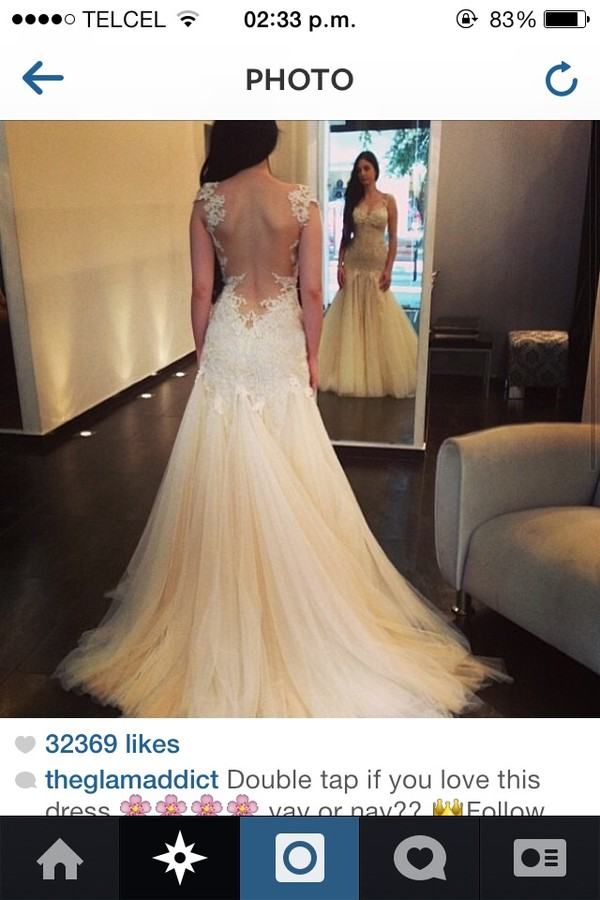 dress sexy dress white dress wedding dress backless prom dress prom dress beautiful