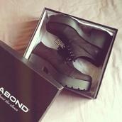 shoes,vagabond,black,chunky shoes,vagabonds,chelsea,boots