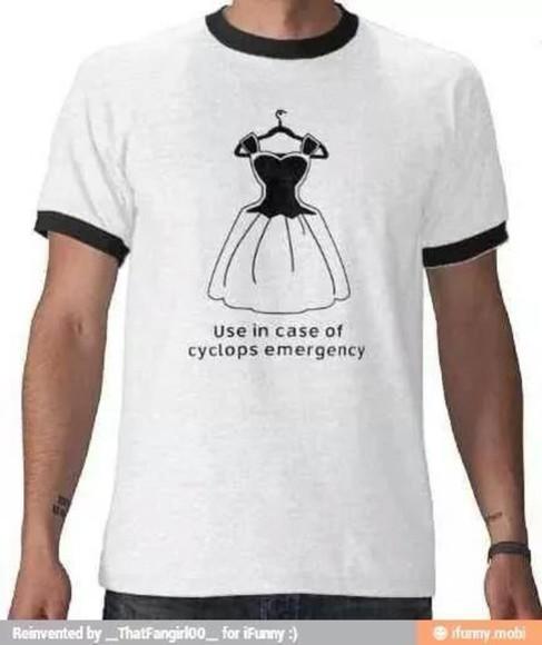 white t-shirt t-shirt black collar black sleeves