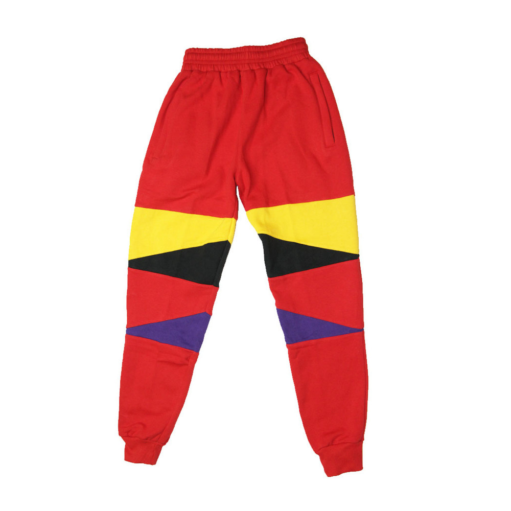 By kiy online — ogxtb (red) jogger pants