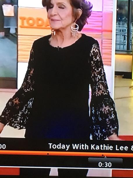 blouse black lace