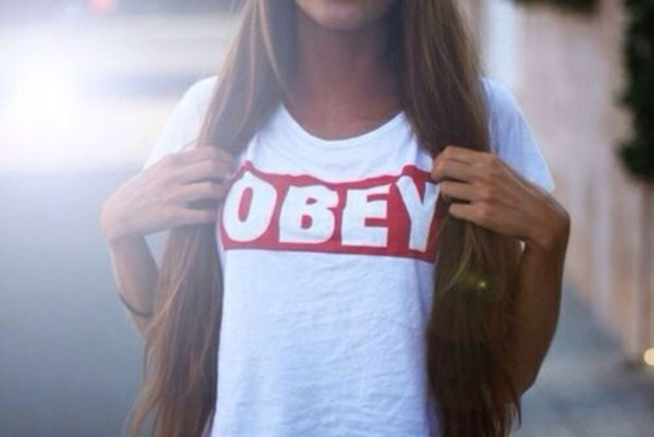 t-shirt obey
