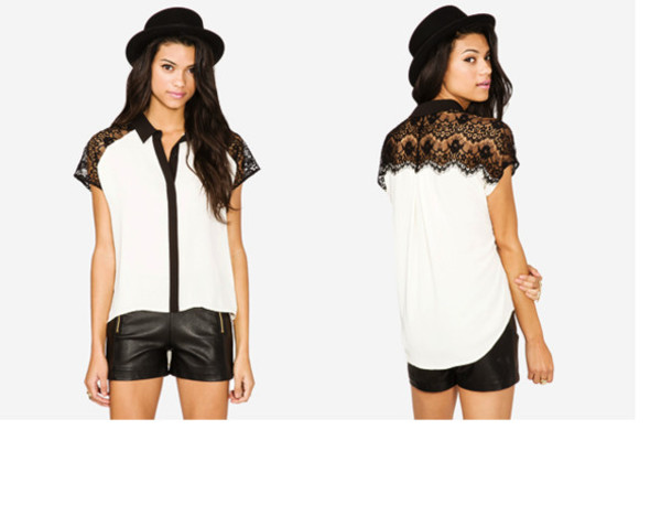 shirt clothes tshirt white and black tshirt forever 21 edit tags