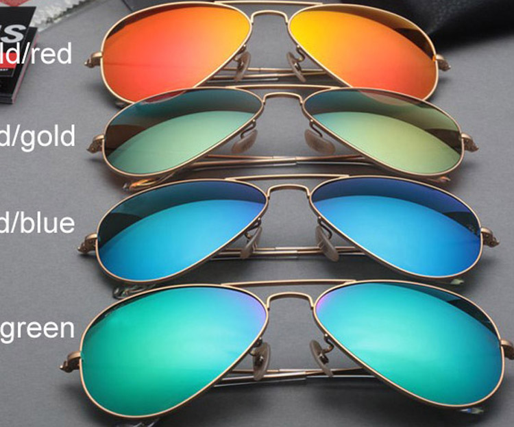 ray ban wayfarer lens colors