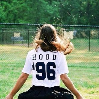 shirt t-shirt hood 96