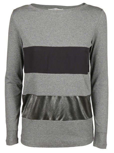Fabiana Filippi t-shirt shirt t-shirt grey top