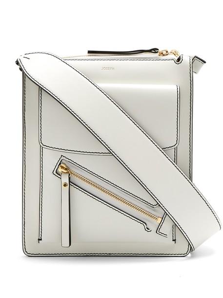 Joseph bag shoulder bag leather white