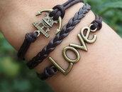 jewels,bracelets,menswear,love,love bracelet,pirate,pirate bracelet,anchor,anchor bracelet,jewelry,charm