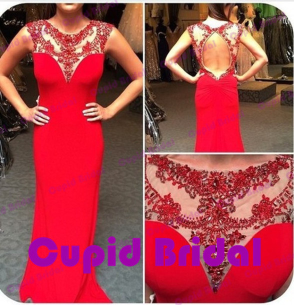 dress prom dress long prom dress open back dresses red prom dress sexy prom dress