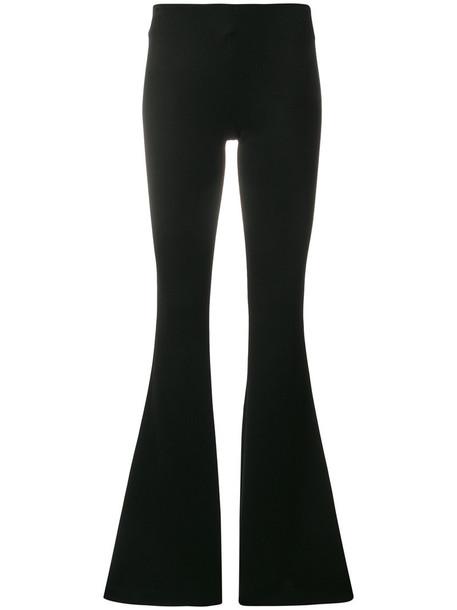 Galvan women spandex black pants