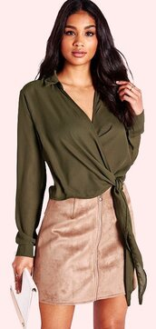 top,chiffon,summur blouse,summer top,summer holidays,casual,casual top,casual shirt,office outfits,sexy,deep  v,army green,green,long sleeves,party top,style,stylish,stylish top,plunge neckline,plunge top,plunge v neck,fashion,fashion top,skirt top,crop,cropped,crop tops,dark,olive green,bow,bow top,preppy,tumblr,tumblr top,musthave,cool,hot,Stylish outfit,fashion toast,fashion vibe,fashionista,afshionista,preppy fashionist,fashion coolture,girly,pretty,cute,cute top,fashion inspo,american apparel,asos,style scrapbook,lookbook,moraki,turn down chiffon shirt