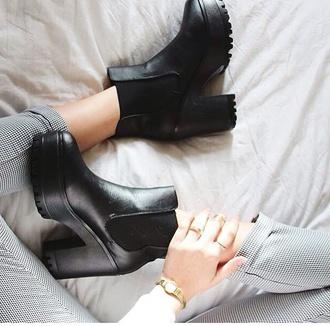 shoes boots heel wedge