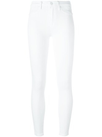 Paige White Skinny Jeans - Shop for Paige White Skinny Jeans on