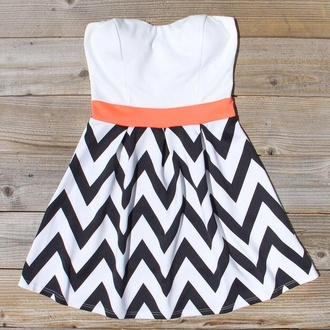 dress chevron