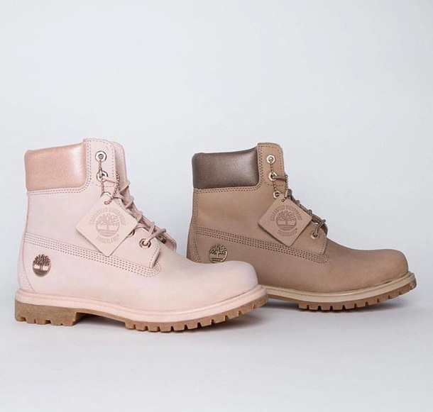 shoes nude brown timberlands