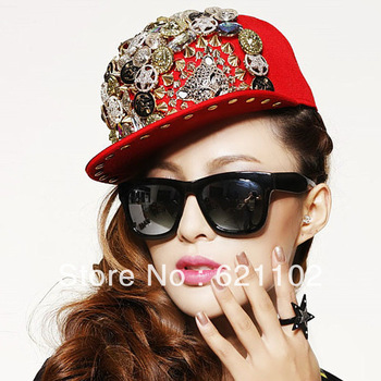 Aliexpress.com : buy fashion rivet baseball caps snapback hiphop caps punk rivet hip hop spike hat spike studs from reliable cap hat for sale suppliers on china yiwu foreign trade.