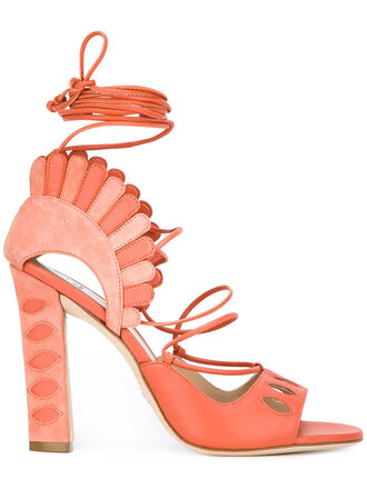 shoes fashion clothes farfetch lotus sandals