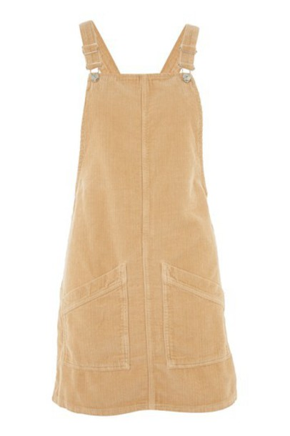 Topshop dress pinafore dress