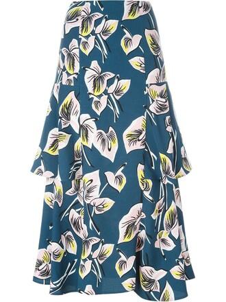 skirt print