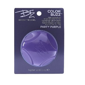 Amazon.com : beyond the zone color buzz party purple : Hair Care Products : Beauty