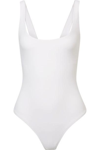Alix bodysuit white underwear