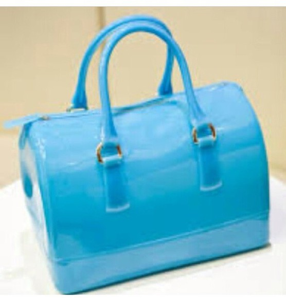 blue bag jellyy bug purse