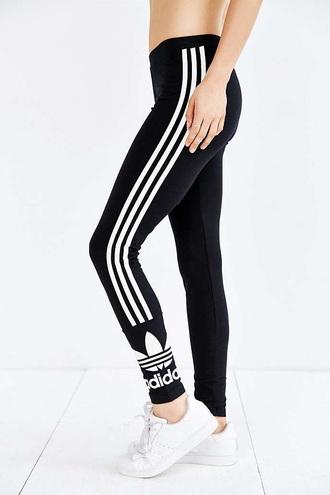 leggings black leggings sports leggings adidas