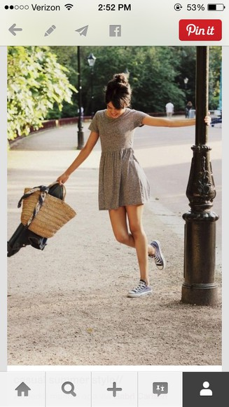 flowy grey dress grey dresses casual dress casual