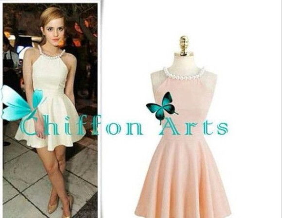 emma watson dress homecoming dress style