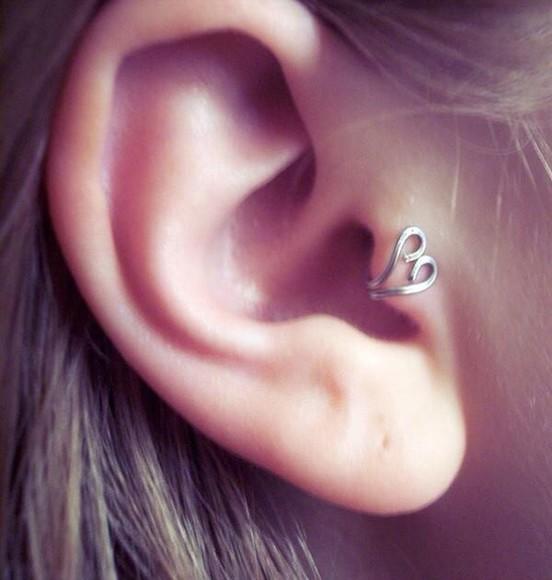 heart jewels heart earrings