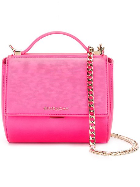 Givenchy mini women bag shoulder bag purple pink