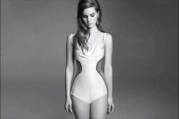 lana del rey swimwear leotard born to die