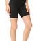 Spanx high waist mid thigh shorts - very black