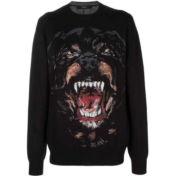 Givenchy rottweiler jumper