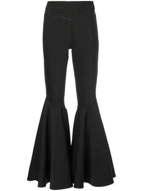 ellery women black wool pants