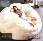 home accessory,bean bag,fluffy,cozy